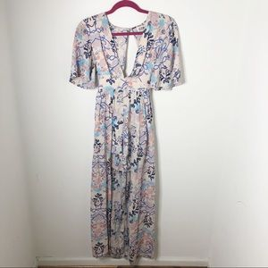 LF Seek The Label Maxi Romper